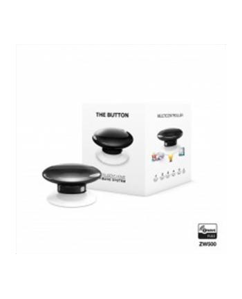 Fibaro FGPB-101-2  ZW5 The Button wewnętrzny czarny