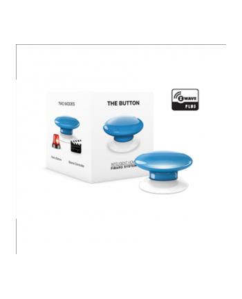 Fibaro FGPB-101-6  ZW5  The Button wewnętrzny niebieski