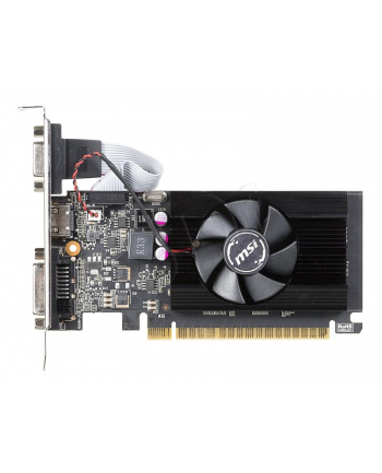 MSI NVIDIA GEFORCE GT 710 1024MB DDR3 64b PCI-E 2.0 (954MHz/1600MHz) Low profile