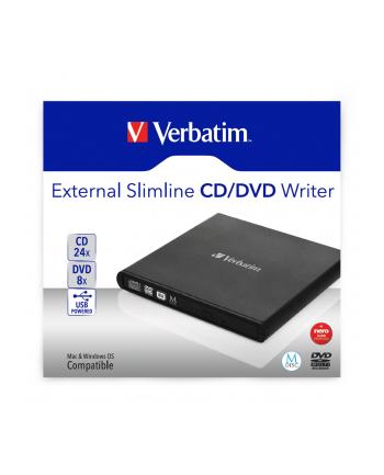 DVD-REC Slimline Verbatim USB 2.0 ZEWN (98938)