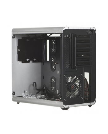 Obudowa RAIJINTEK THETIS Midi-Tower SILVER Window