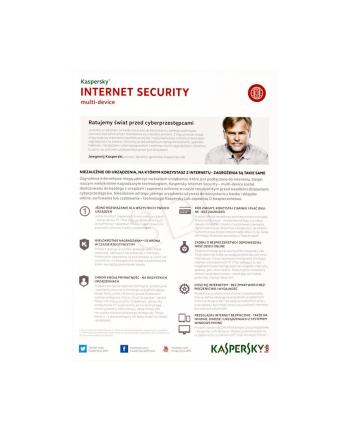 Kaspersky Internet Security Multi-Device PL 2D/12M