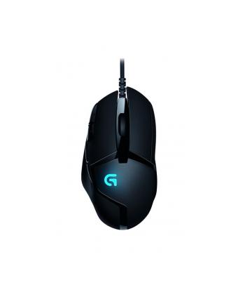 Mysz przewodowa Logitech optyczna G402 Hyperion Fury 4000dpi czarna