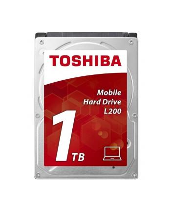HDD TOSHIBA L200 1TB 2 5  HDWJ110UZSVA SATA BULK