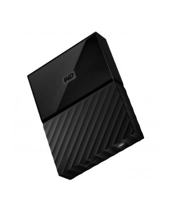 Dysk zewnętrzny Western Digital MY PASSPORT 3000GB 2 5  USB 3.0 Czarny WDBYFT0030BBK