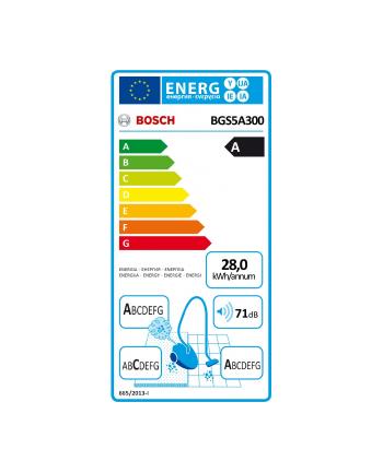 Bosch BGS5A300 Relaxx'x sr/bu - ProSilence Plus