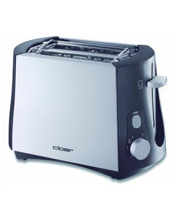 Cloer Toaster 3410 - alu/black