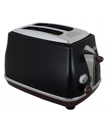 Delonghi Toaster CTOV 2103.BK black