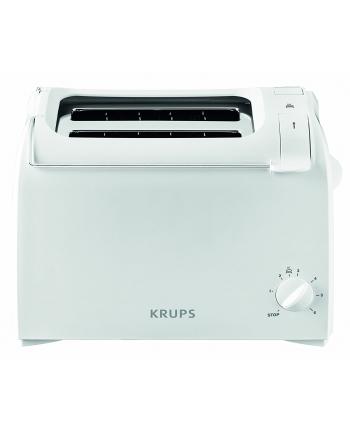 Krups ProAroma KH1511, Toaster - white