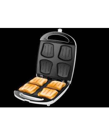 Unold Quadro 48480, Sandwichmaker - white