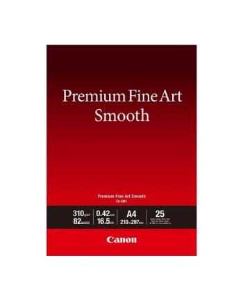 Canon PAPIER FINE ART FA-SM1 A4 25