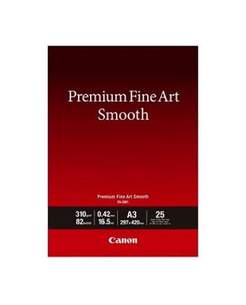 Canon PAPIER FINE ART FA-SM1 A3 25