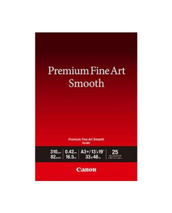 Canon PAPIER FINE ART FA-SM1 A3+ 25