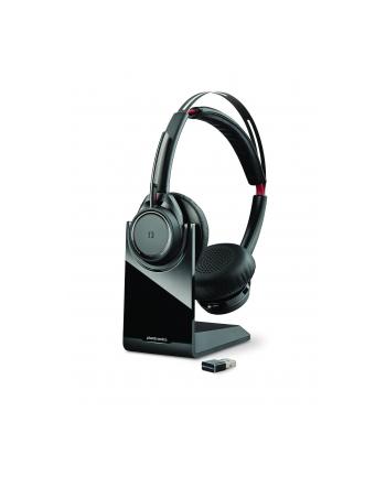 Plantronics Voyager Focus UC B825-M, Headset + dockingstation