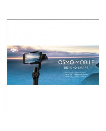 DJI Osmo Mobile uchwyt do smartphona - Bluetooth / kolor czarny