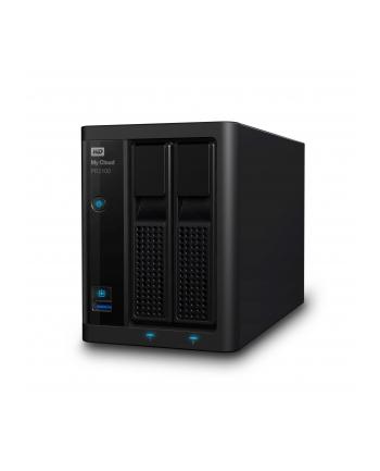 WD 8TB My Cloud Pro PR2100 2xGL/2xU3