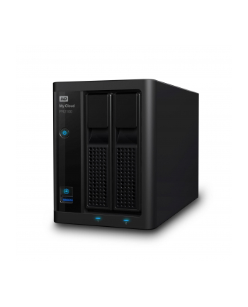 WD 16TB My Cloud Pro PR2100 2xGL/2xU3