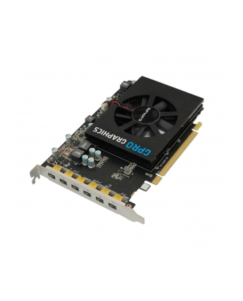 Sapphire Technology Radeon GPRO 6200 GDDR5 128BIT 6DP/PCI-E/MINI DP