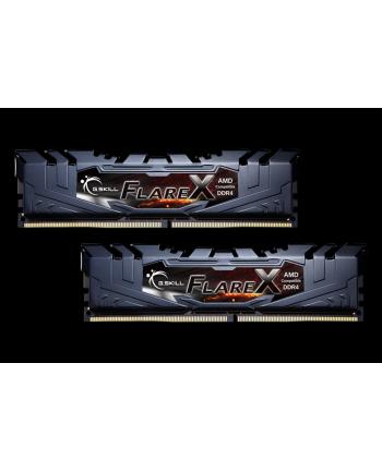 G.Skill DDR4 16GB 2133-CL15 Flare X - Dual-Kit - Black