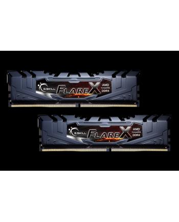 G.Skill DDR4 16GB 3200-CL14 Flare X - Dual-Kit - Black