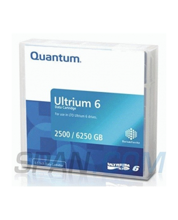 Quantum LTO-6 Medium 6,25 TB, Streamer-Medium