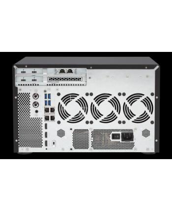 QNAP TVS-1282T3-i7-64G 8x0HDD 4xHDD 2.5 64GB 4xThunderbolt 3