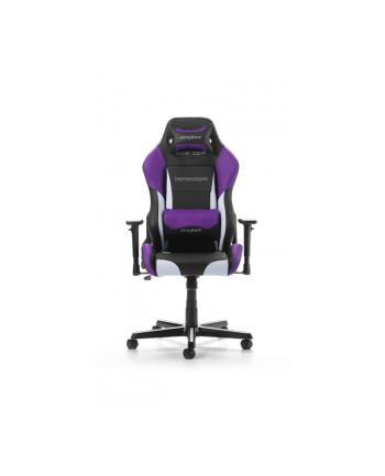 DXRacer Drifting Gaming Chair black/white/purple - GC-D61-NWV-M3