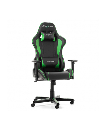 DXRacer Formula Gaming Chair black/green - GC-F08-NE-H1