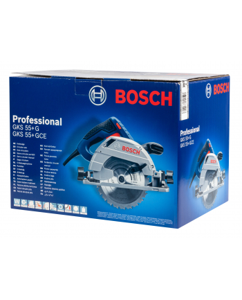 Bosch GKS 55+ G bu - 0601682000