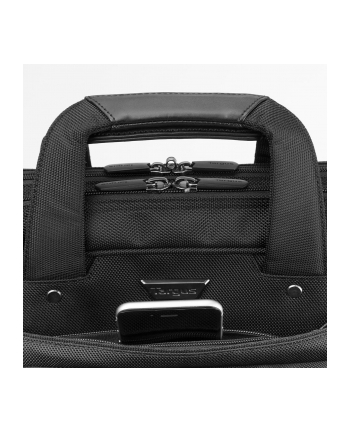 Targus Corporate Traveller 15.6'' High Capacity Topload Laptop  Case - Black