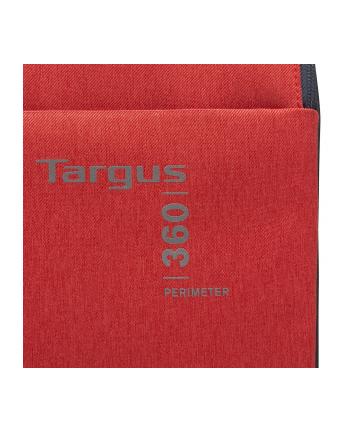 Targus 360 Perimeter 15.6'' Laptop Sleeve - Flame Scarlet