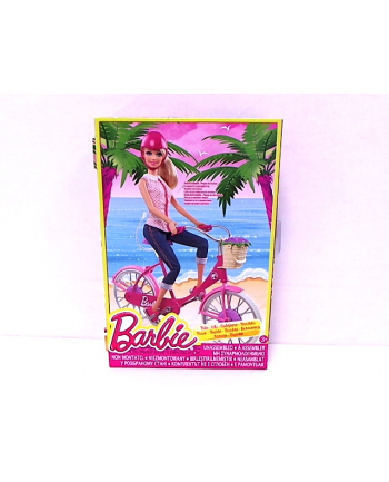 Zabawki Mattel BDF34/BDF37 BARBIE deska surfingowa