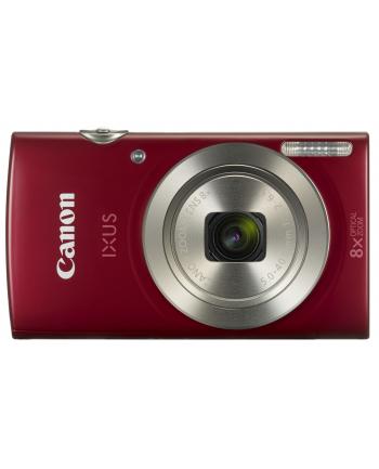 Aparat kompaktowy CANON Ixus 185 Czerwony 1809C001AA