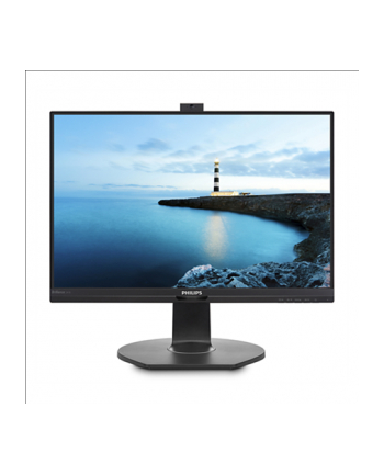 Monitor Philips 241B7QPJKEB/00 24'', panel-IPS; HDMI, DP, D-Sub; głośniki