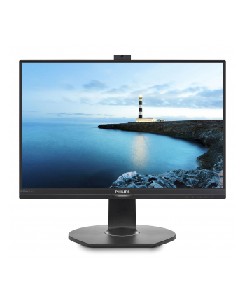 Monitor Philips 241B7QPJKEB/00 24'', panel-IPS; HDMI, DP, D-Sub; głośniki