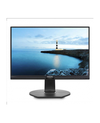Monitor Philips 241B7QPTEB/00 24'', panel-IPS; HDMI, DP, D-Sub; głośniki