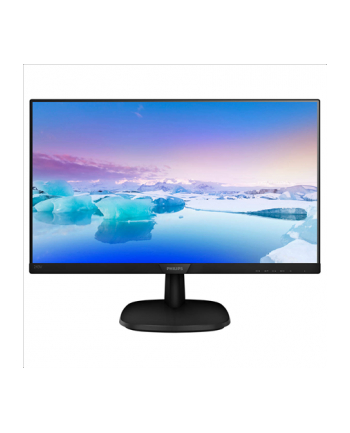 Monitor Philips 243V7QDAB/00 24'', panel-IPS; HDMI, DVI, D-Sub; głośniki