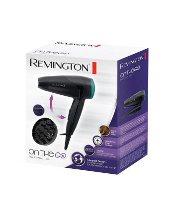 Remington Suszarka do włosów D1500 On The Go