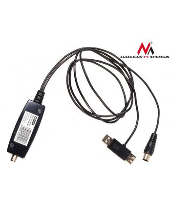 Maclean MCTV-697 Złącze USB adapter do anteny Dvb-t 5V
