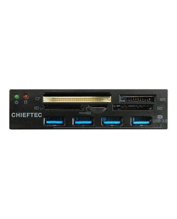 CRD-801H Card Reader 3,5'' 4 x USB 3.0