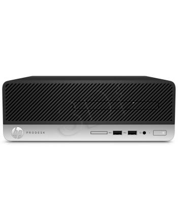 HP Inc. 400SFF G4 i3-7100 500/4G/DVD/W10P  1EY30EA