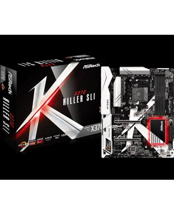 ASRock X370 KILLER SLI 4DDR4 USB3.0 ATX