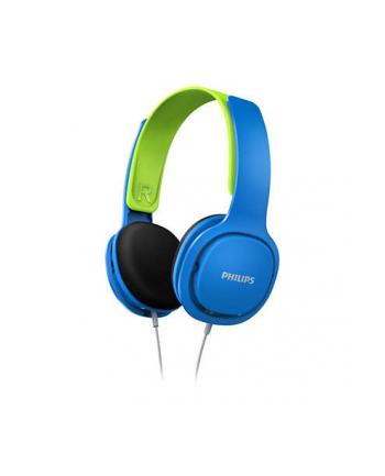 Philips SHK2000 blue