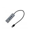 i-tec USB 3.0 Metal 3-portowy HUB z adapterem Gigabit Ethernet - nr 11