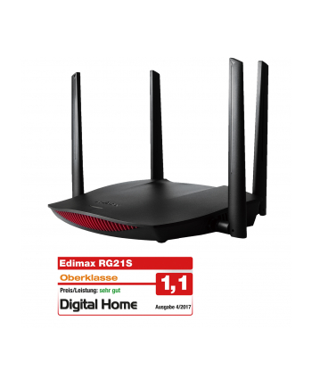 Edimax AC2600 Home Wi-Fi Roaming Router with 11ac Wave 2 MU-MIMO