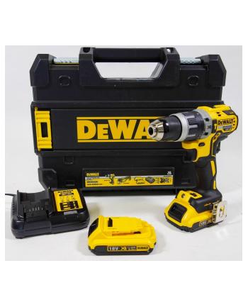 DeWalt DCD796D2 18V - yellow