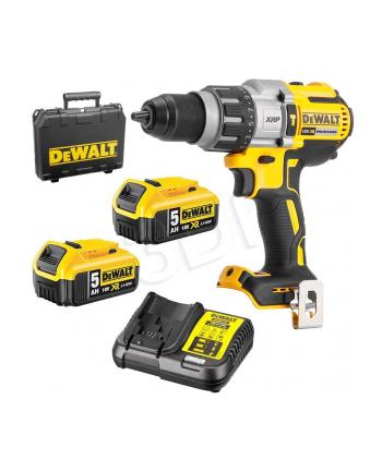 DeWalt DCD996P2 18V - yellow