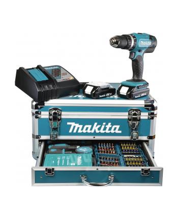 Makita DHP453RFX2, 18V
