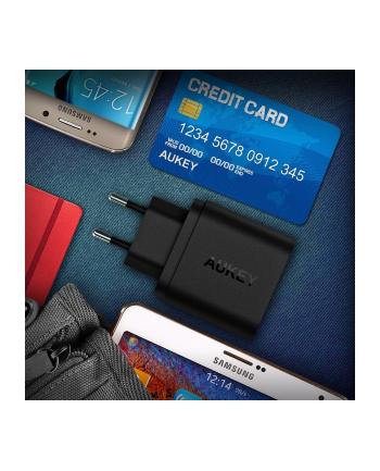 AUKEY PA-T16 ultraszybka ładowarka sieciowa 2xUSB Quick Charge 3.0 6A 36W