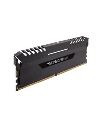 Corsair DDR4 Vengeance RGB LED 32GB/2666 (4*8GB) CL16-18-18-35 BLACK